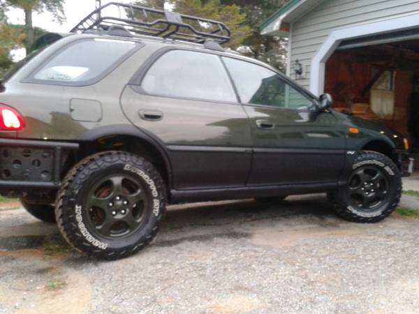 1998 Subaru Impreza 2.0GL Sports wagon for sale